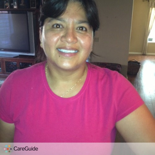 Child Care Provider Monica Rivera's Profile Picture