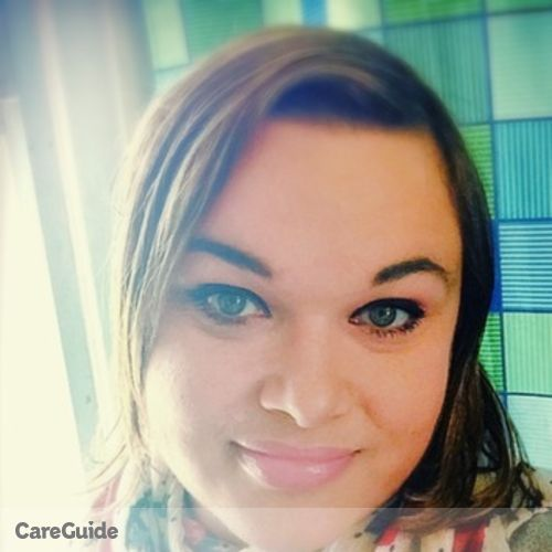 Canadian Nanny Provider Liz O's Profile Picture