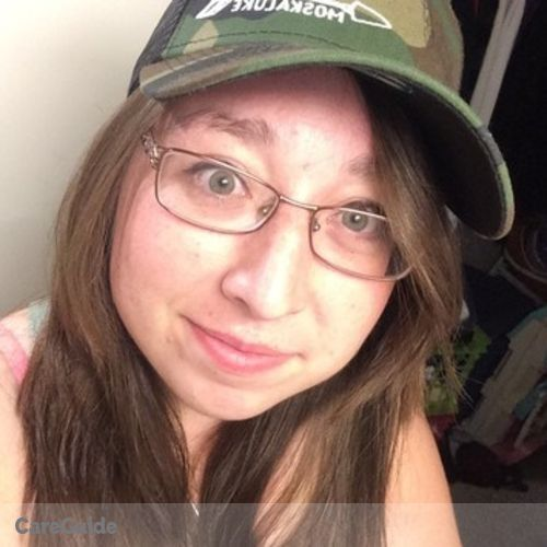 Canadian Nanny Provider Kayla Auchstaetter's Profile Picture