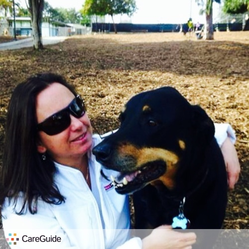 Pet Care Provider Mariana Bidart's Profile Picture