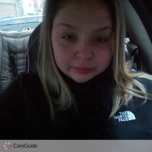Child Care Provider Madilyn A's Profile Picture