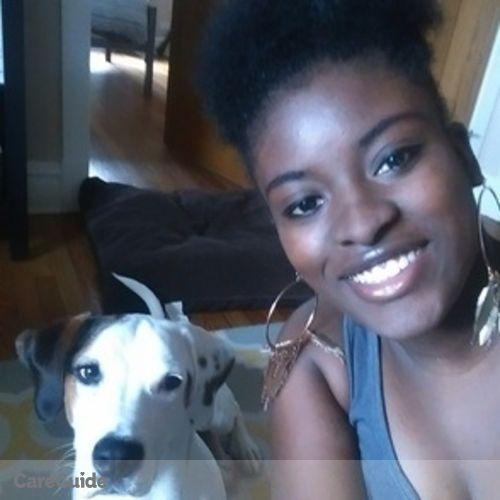 Pet Care Provider Daisha Anderson's Profile Picture