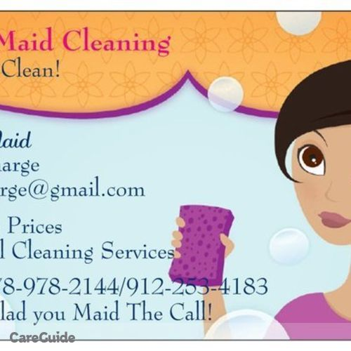 Housekeeper Provider Happy Maid Cleaning's Profile Picture
