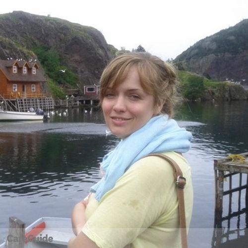 Canadian Nanny Provider Allison Smith's Profile Picture