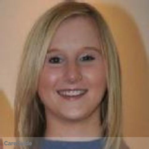Canadian Nanny Provider Meagan Quinlan's Profile Picture
