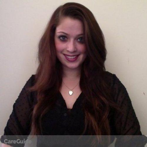 Canadian Nanny Provider Elizabeth Rudiger's Profile Picture
