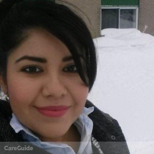 Canadian Nanny Provider Rocio G's Profile Picture