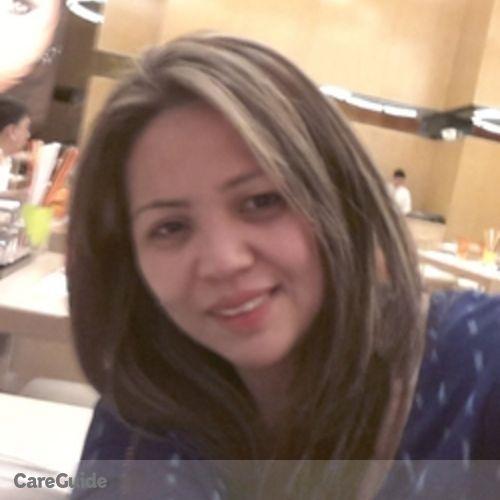 Canadian Nanny Provider Cheryl Aniceto's Profile Picture