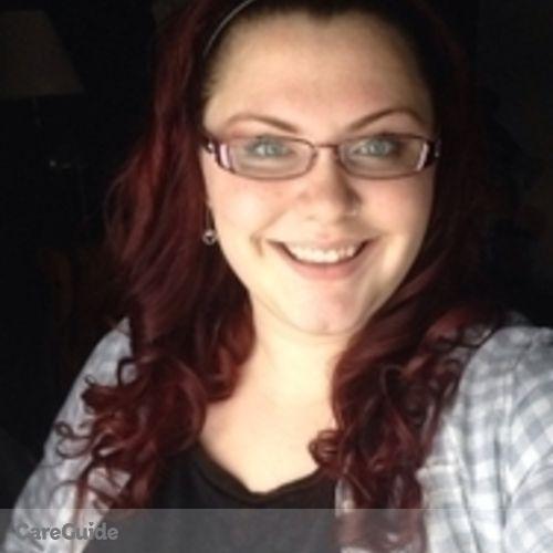 Canadian Nanny Provider Katy Jensen's Profile Picture