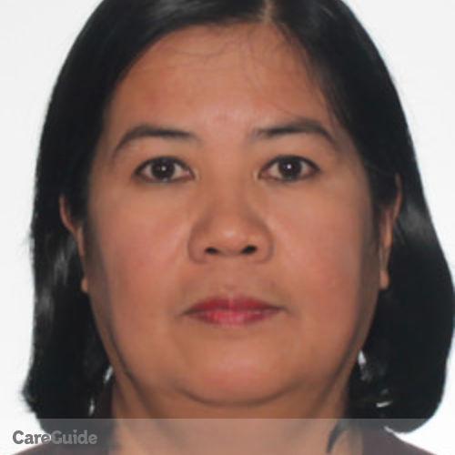 Canadian Nanny Provider Agnes Tirao's Profile Picture