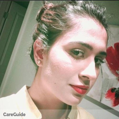 Canadian Nanny Provider Ravanpreet S's Profile Picture