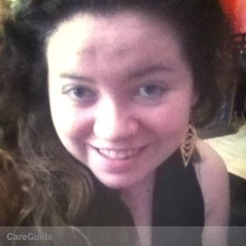 Canadian Nanny Provider Ashley Wellman-Hottot's Profile Picture