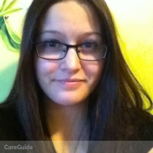 Canadian Nanny Provider Kira Arsenault's Profile Picture