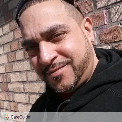 Handyman Provider Carlos Santiago Jr's Profile Picture