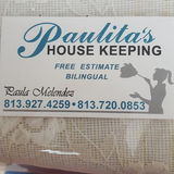 Paulita's House keeping
