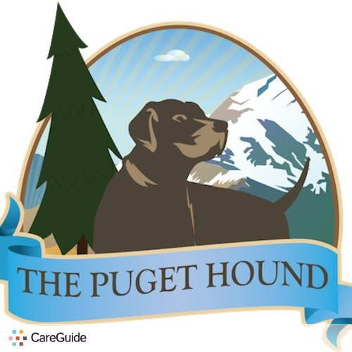 Pet Care Provider The Puget Hound's Profile Picture
