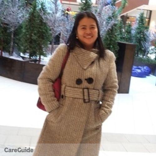 Canadian Nanny Provider Anacelia Rosimo's Profile Picture