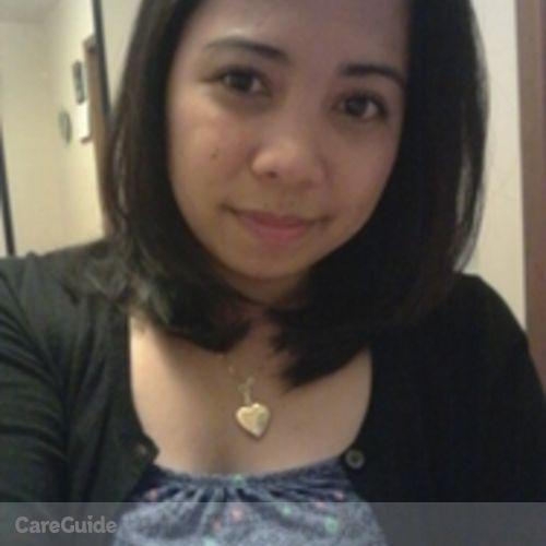 Canadian Nanny Provider Lorraine Dellosa's Profile Picture