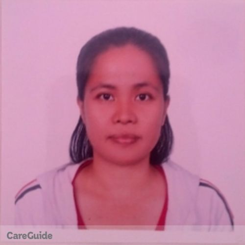 Canadian Nanny Provider Lani Rose Espiritu's Profile Picture