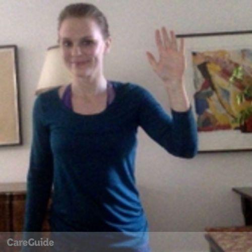 Canadian Nanny Provider Fiona Molson's Profile Picture