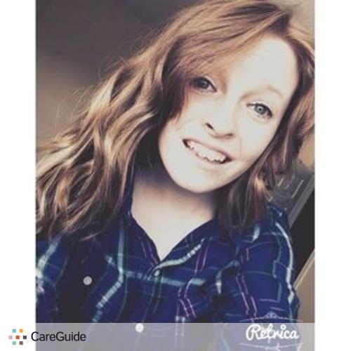 Child Care Provider Katelyn W's Profile Picture