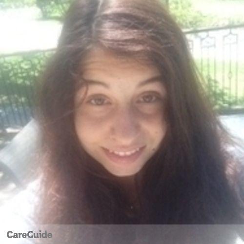 Canadian Nanny Provider Sophia Amyot's Profile Picture