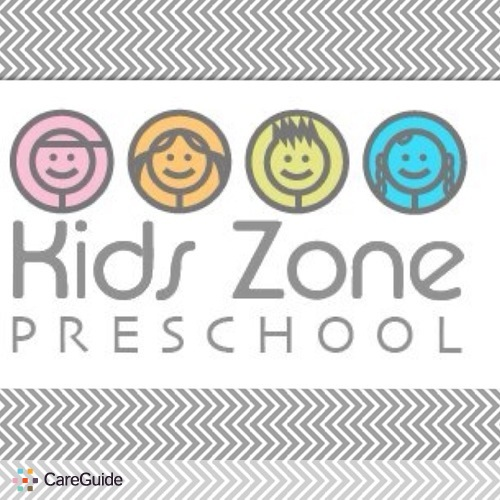 Child Care Provider Kids Zone Preschool/ Preescolar Kids Zone's Profile Picture