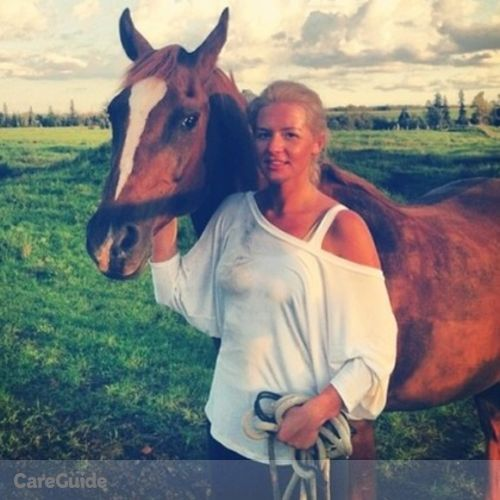 Pet Care Provider Tanya N's Profile Picture