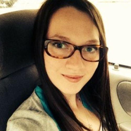 Canadian Nanny Provider Megan Dettling's Profile Picture