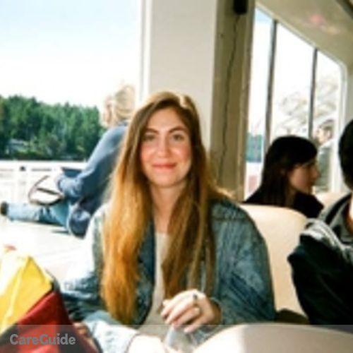Canadian Nanny Provider Rebecca L's Profile Picture