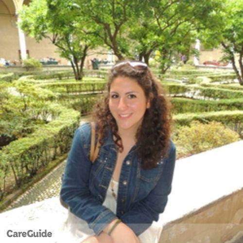 Canadian Nanny Provider Marina Todorova's Profile Picture