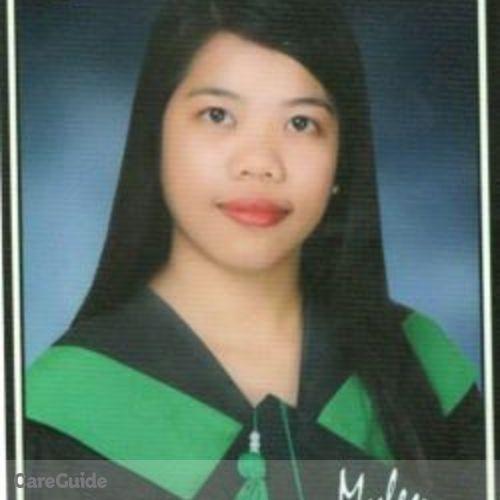 Canadian Nanny Provider Mylen Martinez's Profile Picture