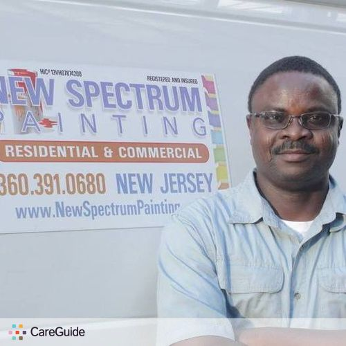 Painter Provider Moses Adesanya's Profile Picture