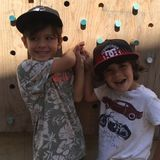Immediate BEFORE School Care. 2 awsome lil guys.