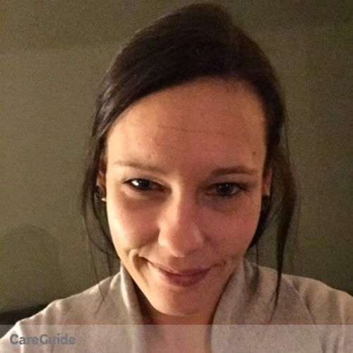 Canadian Nanny Provider Katie Ann Thomas's Profile Picture