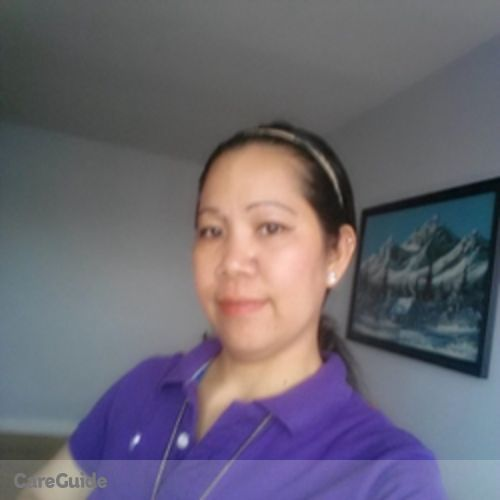 Canadian Nanny Provider Violy C's Profile Picture