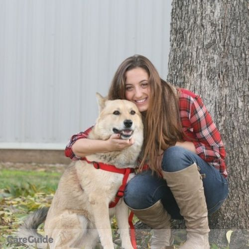 Pet Care Provider Karli Z's Profile Picture