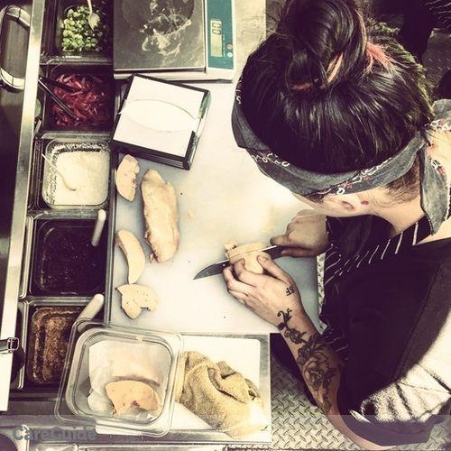 Chef Provider Ashley Ullrich's Profile Picture