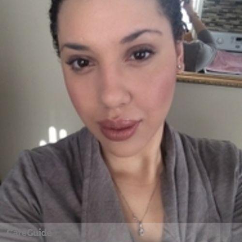 Canadian Nanny Provider Ashley McDonald's Profile Picture