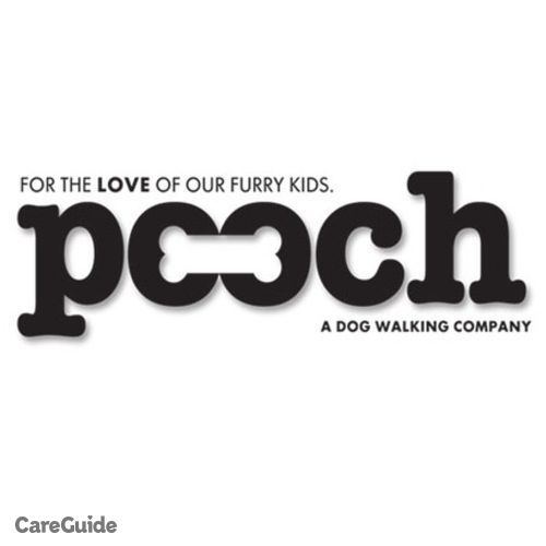 Pet Care Provider Pooch Dog Walking's Profile Picture