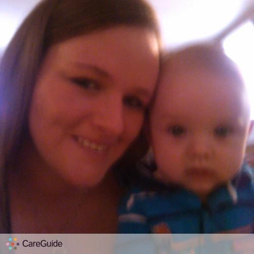Child Care Provider Amy Hughes's Profile Picture