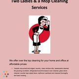 Housekeeper, House Sitter in Madison