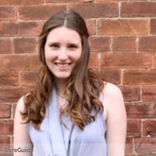 Canadian Nanny Provider Melissa A's Profile Picture
