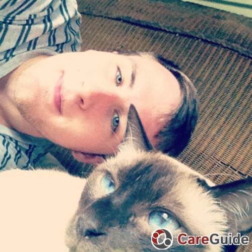 Pet Care Provider Hunter Eldridge's Profile Picture