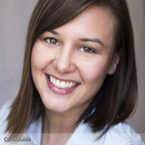 Canadian Nanny Provider Elizabeth McMenamin's Profile Picture