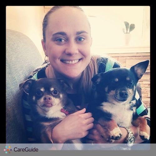 Pet Care Provider Lauren M's Profile Picture