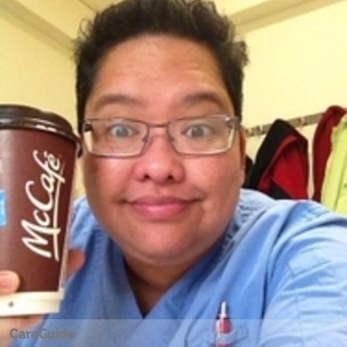 Canadian Nanny Provider Maria Noralie Castillo's Profile Picture