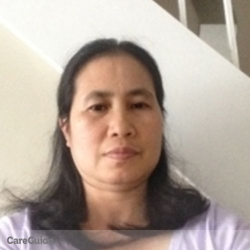 Canadian Nanny Provider Evelyn Dumo's Profile Picture