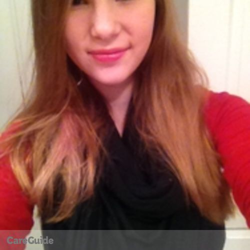 Canadian Nanny Provider Kim Vandenberg's Profile Picture