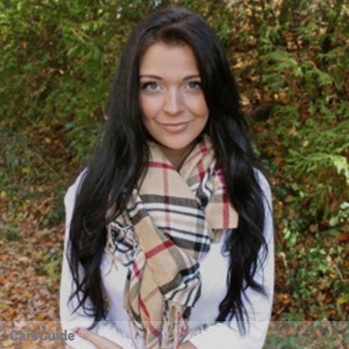 Canadian Nanny Provider Jessica Burden's Profile Picture